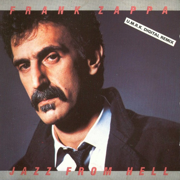 Frank Zappa - Jazz From Hell (CD, Album, RE) - USED
