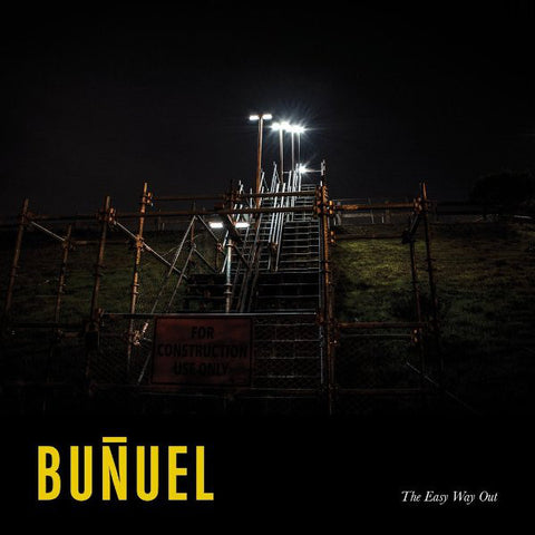 Buñuel - The Easy Way Out (LP, Album) - NEW