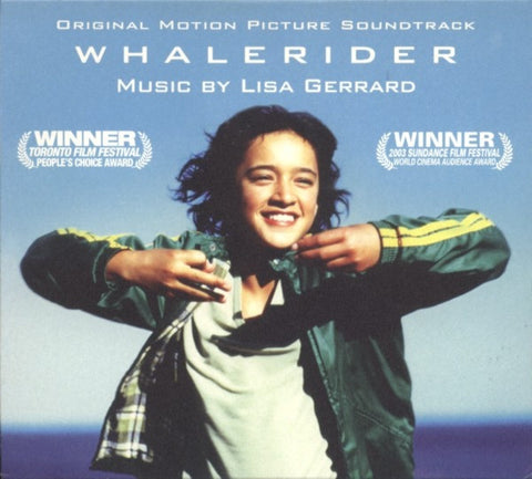 Lisa Gerrard - Whale Rider - Original Soundtrack (CD, Album, Sli) - NEW