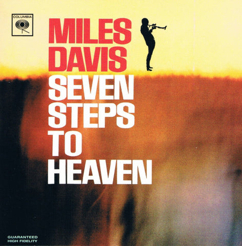 Miles Davis - Seven Steps To Heaven (CD, Album, RE, RM) - USED