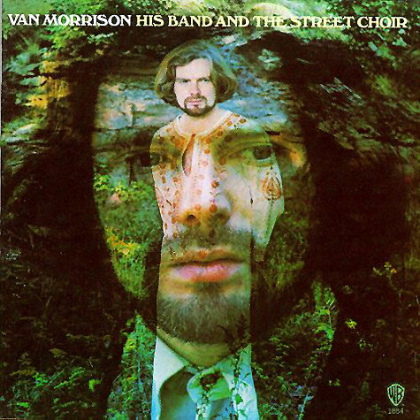 Van Morrison - His Band And The Street Choir (CD, Album, RE) - USED