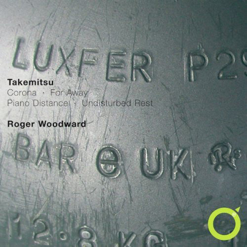 Takemitsu* - Roger Woodward - Corona - For Away - Piano Distance - Undisturbed Rest (CD, RE) - NEW
