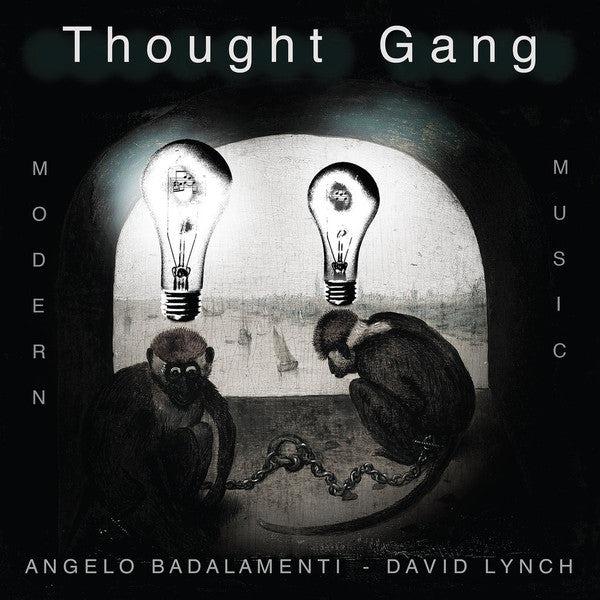 Thought Gang - Thought Gang (CD, Album) - NEW