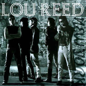 Lou Reed - New York (CD+G, Album, RP) - USED