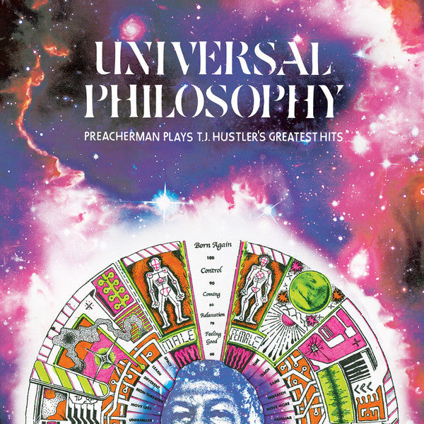 Preacherman (4) - Universal Philosophy: Preacherman Plays T.J. Hustlers Greatest Hits (LP) - NEW