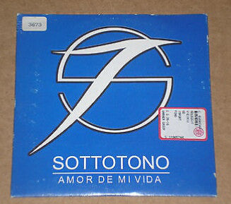 Sottotono - Amor De Mi Vida (CD, Single) - NEW