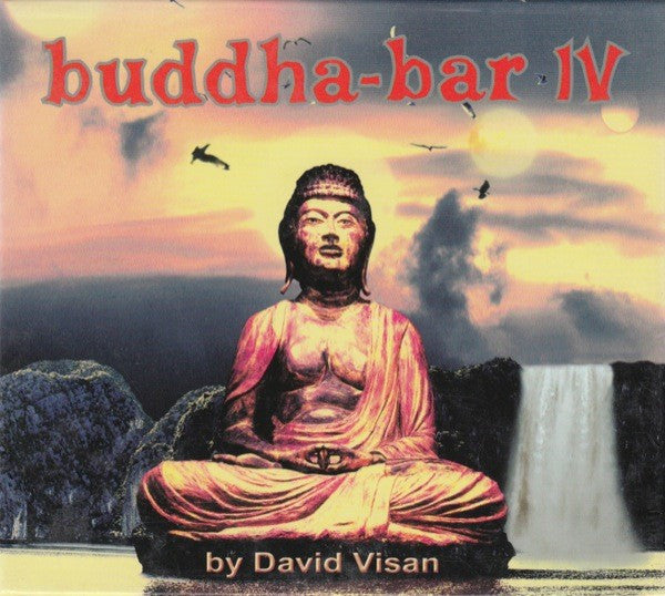 David Visan - Buddha-Bar IV (2xCD, Comp, Mixed) - USED