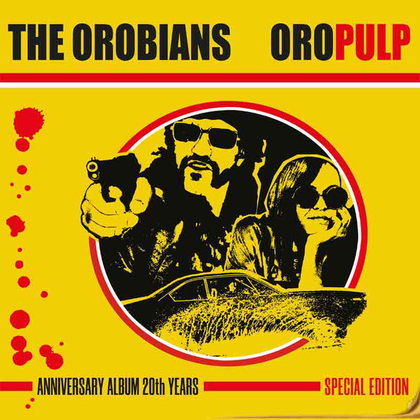 The Orobians - Oro Pulp (LP, Album) - NEW