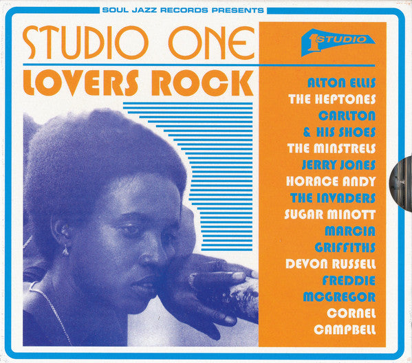 Various - Studio One Lovers Rock (CD, Comp) - NEW