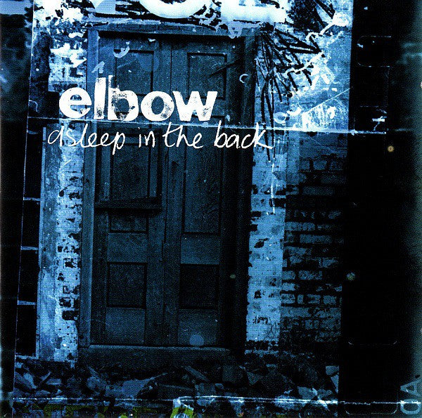 Elbow - Asleep In The Back (CD, Album, RE) - NEW
