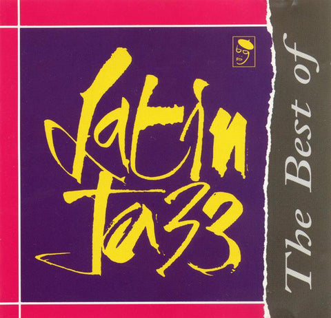 Various - The Best Of Latin Jazz (CD, Comp, Mono) - USED