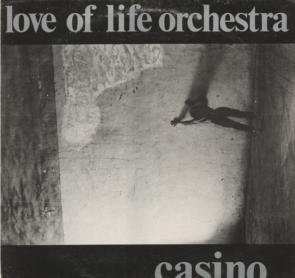 "Love Of Life Orchestra - Casino (12"", EP) - USED"