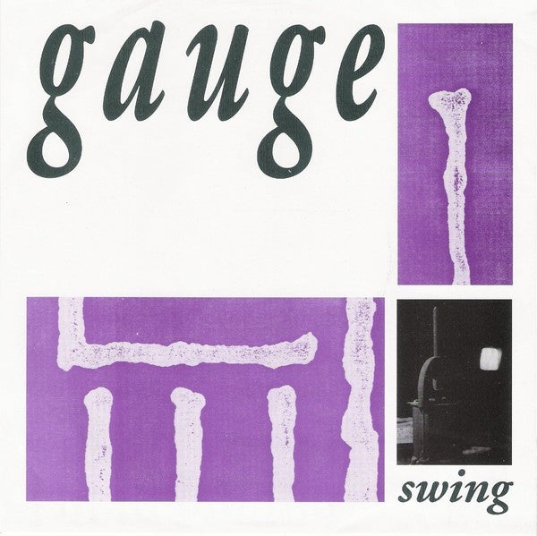 "Gauge (3) - Swing (7"", Single) - USED"