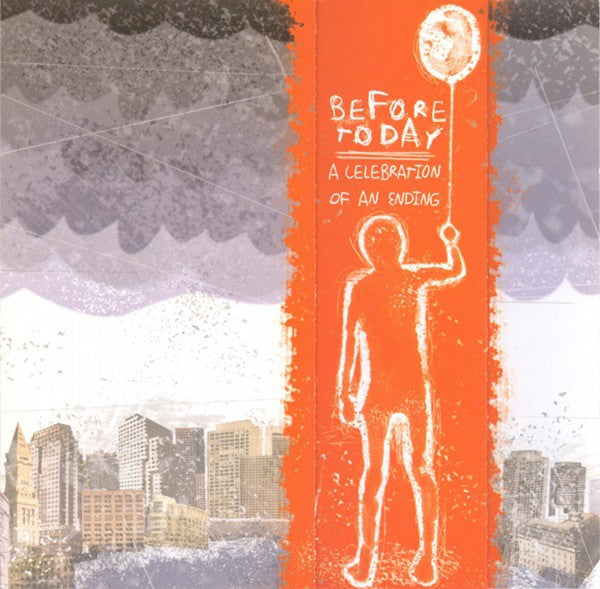 Before Today - A Celebration Of An Ending (CD, Album) - USED