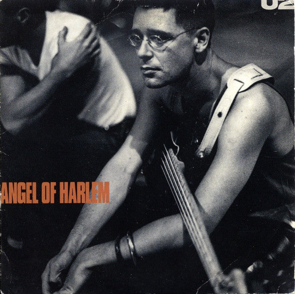 "U2 - Angel Of Harlem (7"", Single, Pap) - USED"