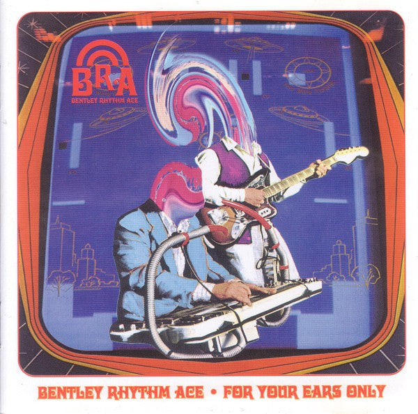 Bentley Rhythm Ace - For Your Ears Only (CD, Album) - USED