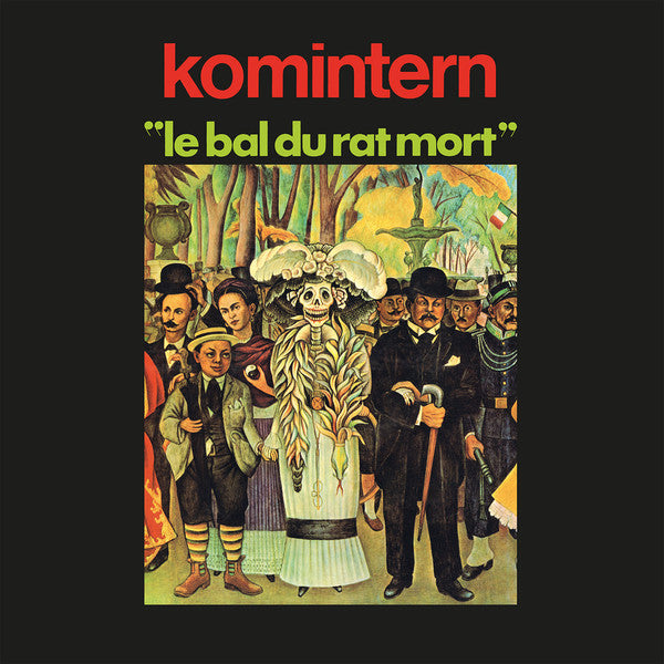 Komintern - Le Bal Du Rat Mort (LP, Album, RE) - NEW