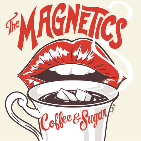 The Magnetics (12) - Coffee & Sugar (CD, Album) - NEW