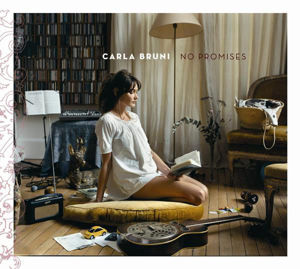 Carla Bruni - No Promises (CD, Album, Enh, Dig) - USED