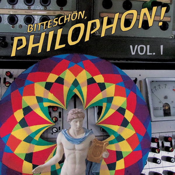 Various - Bitteschön, Philophon! Vol. l (CD, Comp) - NEW