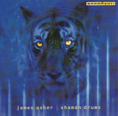 James Asher - Shaman Drums (CD, Comp) - USED