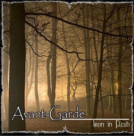 Avant-Garde - Iron In Flesh (CD, Album) - NEW