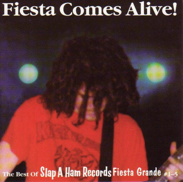Various - Fiesta Comes Alive! (CD, Comp) - NEW