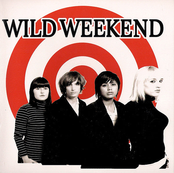"Wild Weekend - Cosmetic Couple / Black & White (7"", Single) - USED"