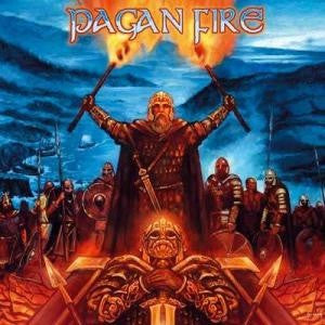 Various - Pagan Fire (CD, Comp + DVD-V, Comp, PAL + Dig) - NEW