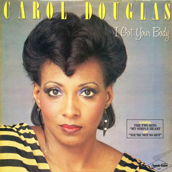 Carol Douglas - I Got Your Body (LP, Album) - USED