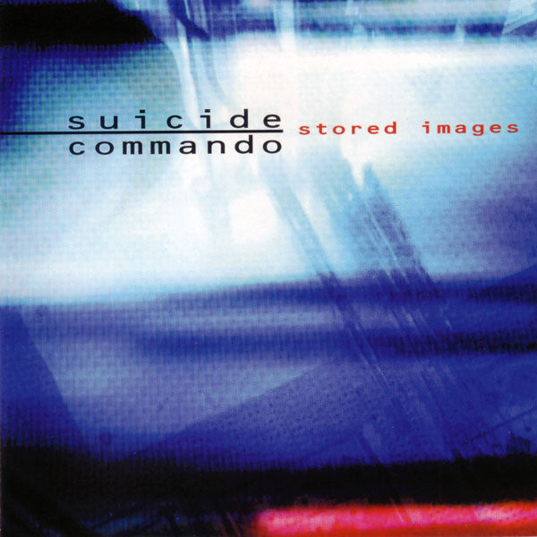 Suicide Commando - Stored Images (CD, Album, RE) - USED