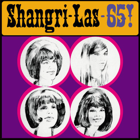 Shangri-Las* - Shangri-Las-65! (LP, Album, RE) - NEW