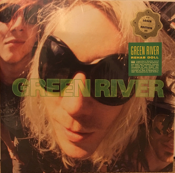 Green River - Rehab Doll  (2xLP, Album, Dlx, RE, RM, Gre) - NEW