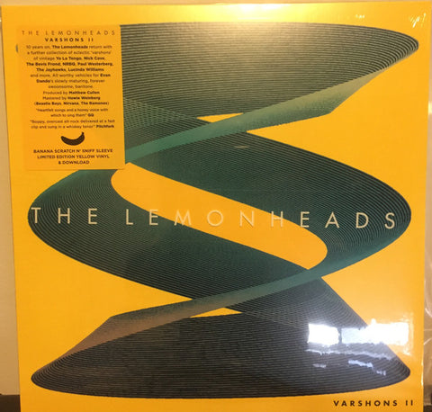 The Lemonheads - Varshons II (LP, Album, Ltd, Yel) - NEW