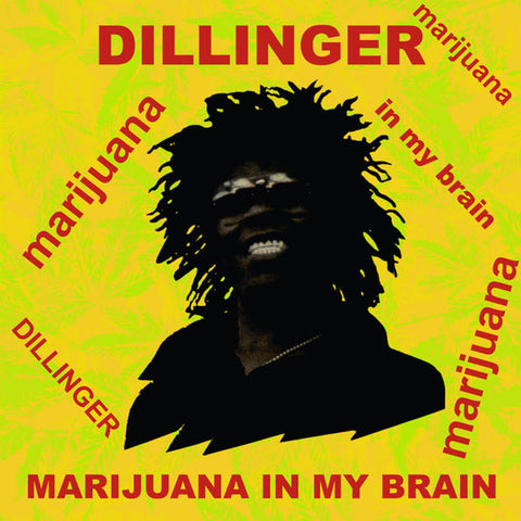 Dillinger - Marijuana In My Brain (LP, Album, RE) - NEW