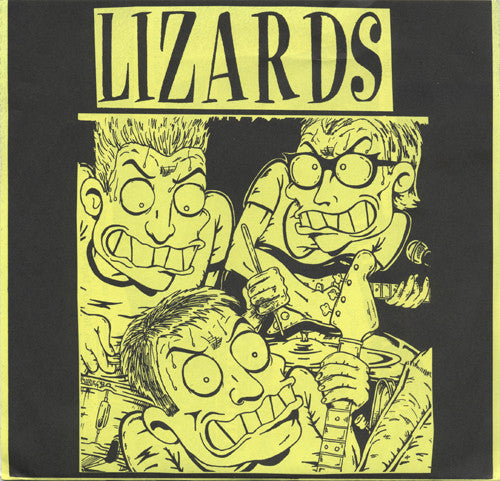 "Lizards - Nafum K. (7"") - USED"