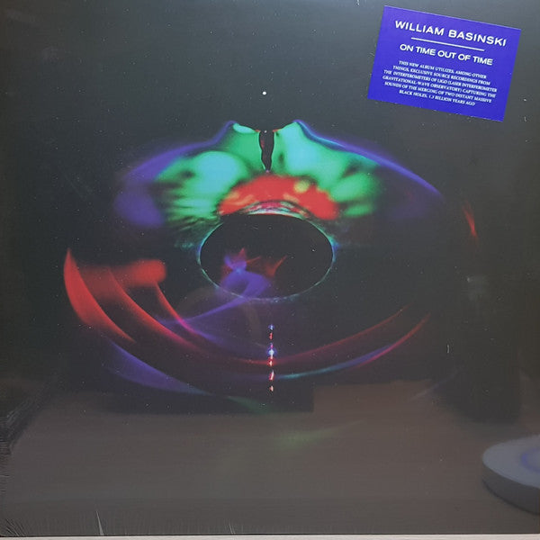 William Basinski - On Time Out Of Time (LP, Album) - NEW