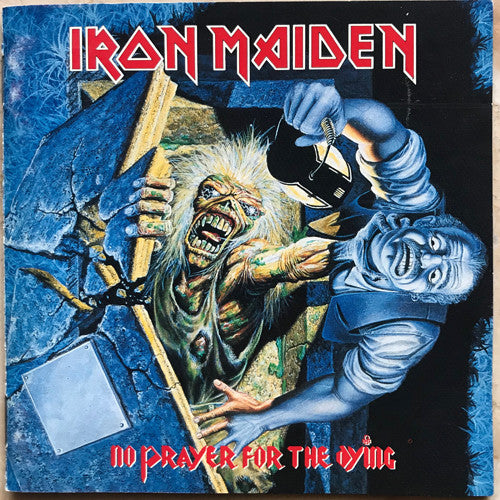 Iron Maiden - No Prayer For The Dying (CD, Album) - USED