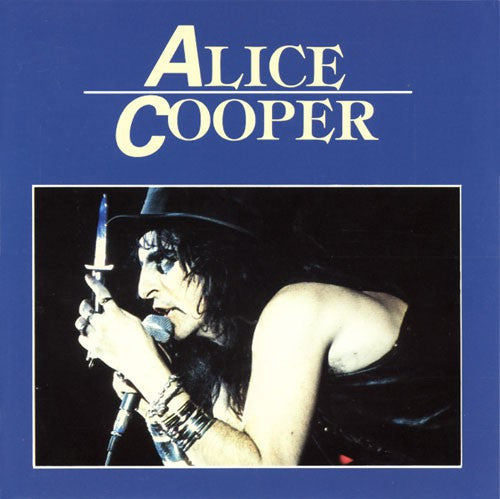 Alice Cooper - Alice Cooper (CD, Unofficial) - USED