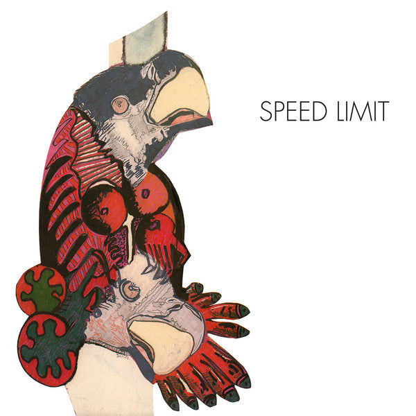 Speed Limit (8) - Speed Limit (LP, Album) - NEW