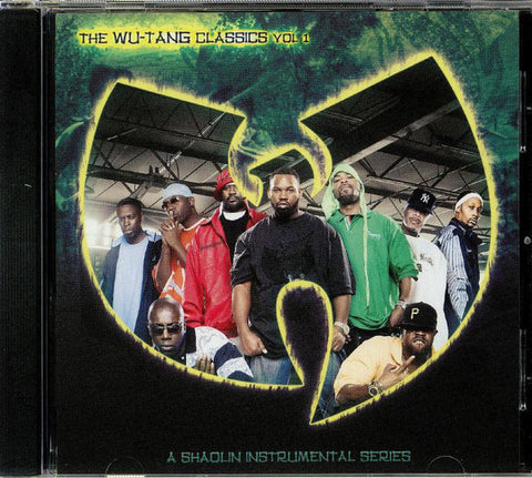 Wu-Tang Clan - The Wu-Tang Classics Vol 1 (A Shaolin Instrumental Series) (CD, Comp, Unofficial) - NEW