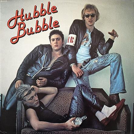 Hubble Bubble - Hubble Bubble (LP, Album, RE) - NEW
