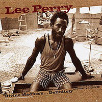 Lee Perry - Divine Madness...Definitely (2xCD, Comp) - USED