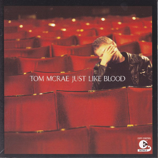 Tom McRae - Just Like Blood (CD, Album, Copy Prot.) - USED