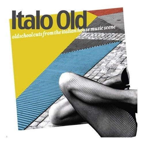 Various - Italo Old: Old School Cuts From The Italian House Music Scene (2xCD, Comp, Dig) - USED