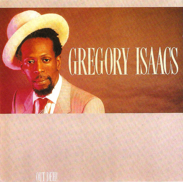 Gregory Isaacs - Out Deh! (CD, Album, RE) - USED