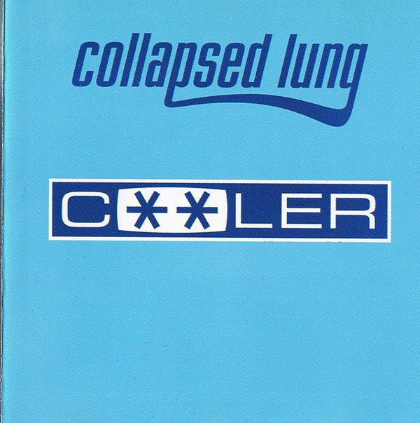 Collapsed Lung - Cooler (CD, Album) - USED