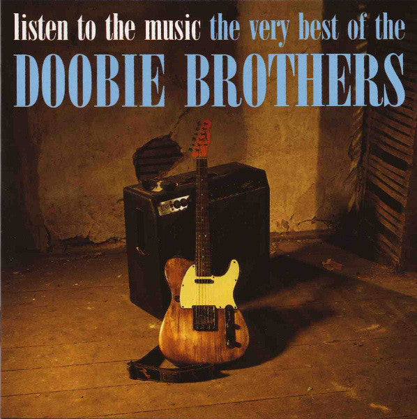 The Doobie Brothers - Listen To The Music · The Very Best Of The Doobie Brothers (CD, Comp, RE, RP) - USED