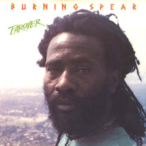 Burning Spear - Farover (CD, Album, RE, RM) - USED