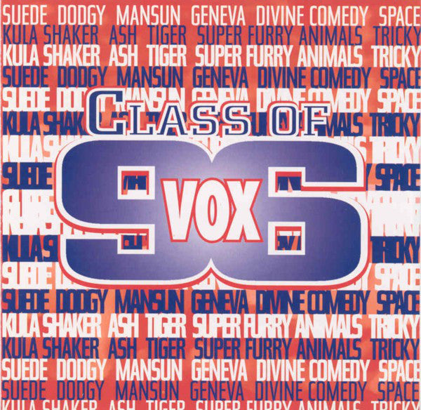 Various - Class Of 96 (CD, Comp) - USED
